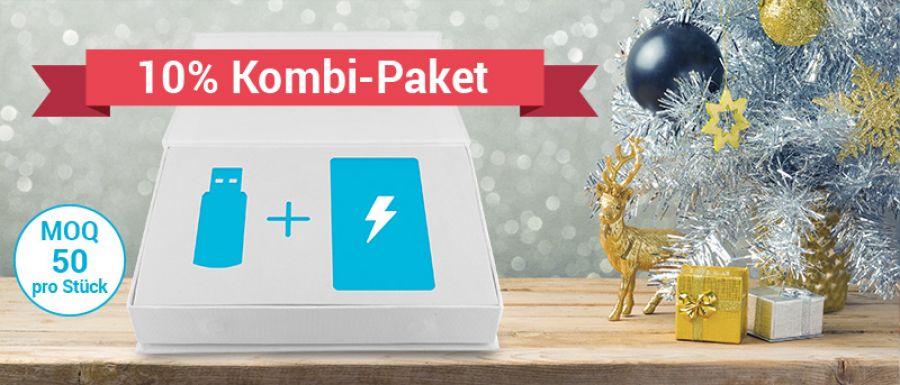 Promo-Kombi-Paket (10%)