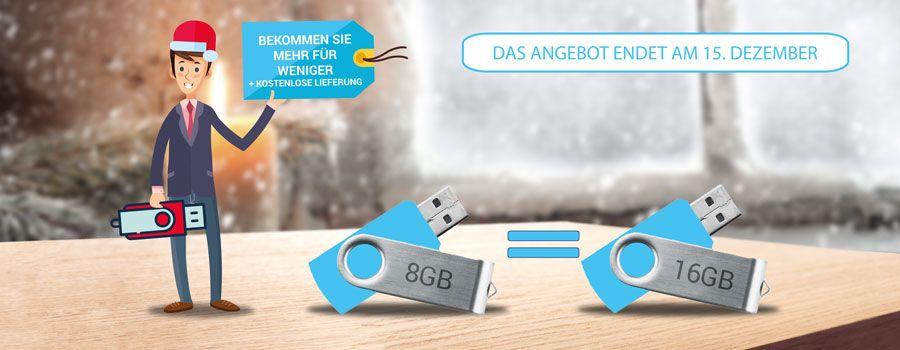 8GB = 16GB Angebot + freier Transport