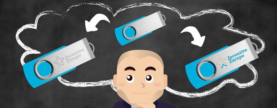 Wie Sie am besten Ihre Werbeartikel entwerfen – USB-Sticks