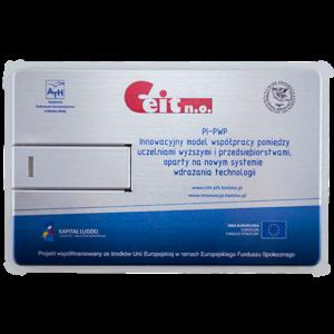 Kreditkarte Aluminium - USB-Stick