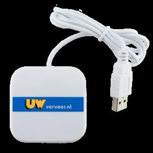 Webbutton quadratisch - USB-Stick